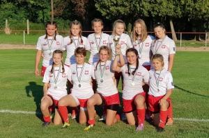 Oliwia Siwiec – kapitan drużyny U16